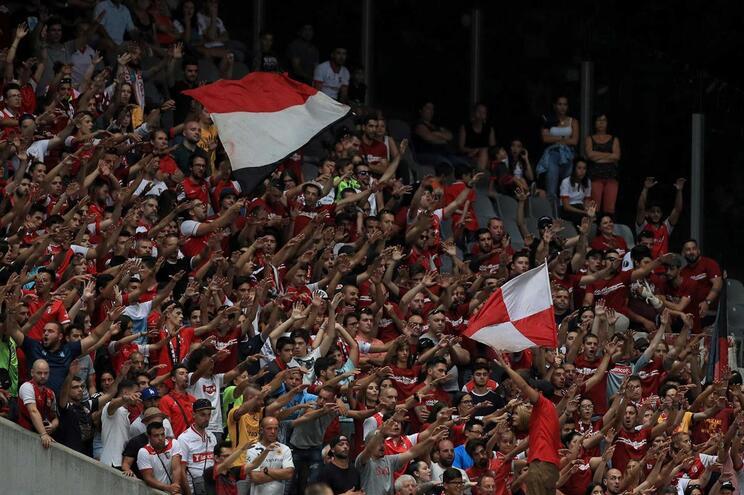 Braga vai recorrer de castigo de jogo à porta fechada