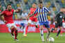 Os onzes do clássico F. C. Porto - Benfica