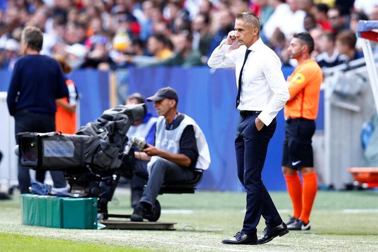 Treinador de adversário do Benfica na Liga dos Campeões está de saída
