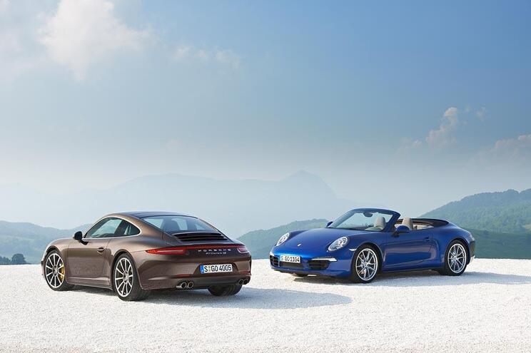 Porsche 911: O camaleão aerodinâmico