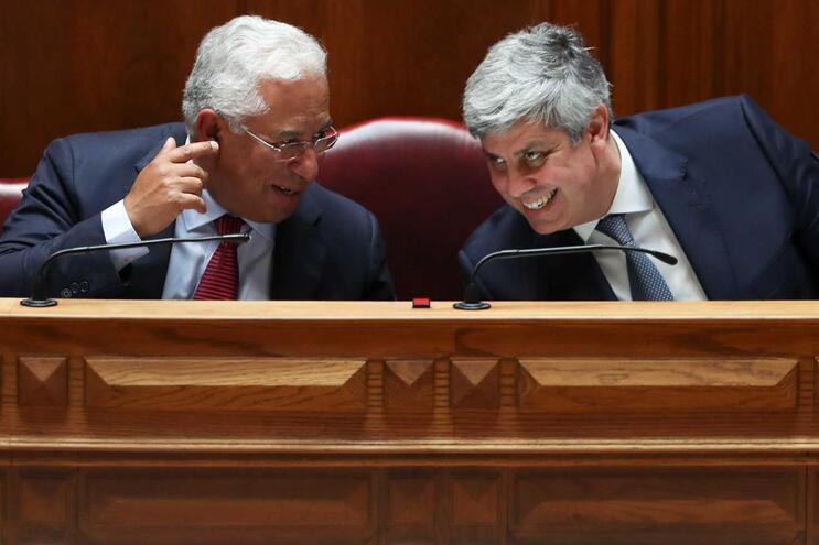 """António Costa mostrou-se grato pelo apoio que BE, PCP e """"Os Verdes"""" lhe deram ao longo da legislatura"""