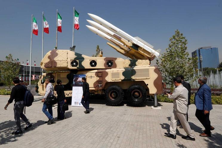 Em 20 de junho, o Irão abateu um drone norte-americano no Estreito de Ormuz
