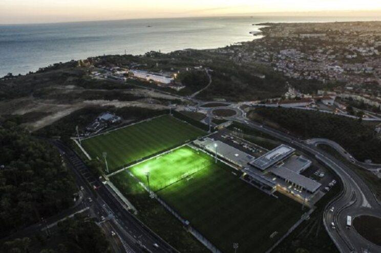 Cidade do Futebol, em Oeiras