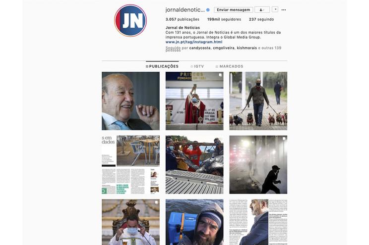 Diretos no Instagram para debater os desafios de Portugal nesta fase de desconfinamento e a vida do pós-pandemia