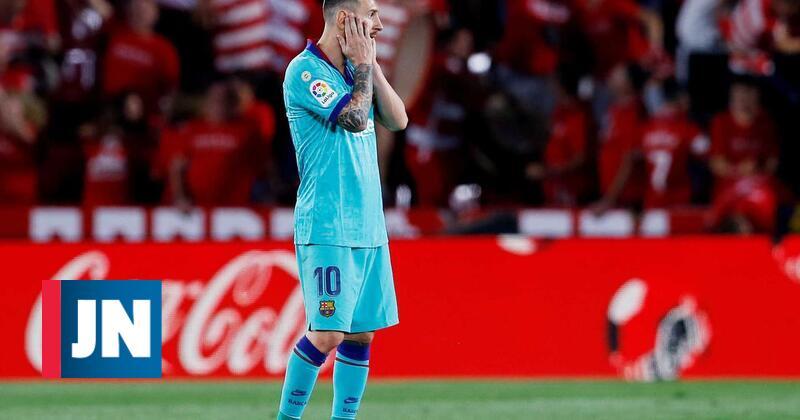 Dupla portuguesa ajuda Granada a vencer Barcelona