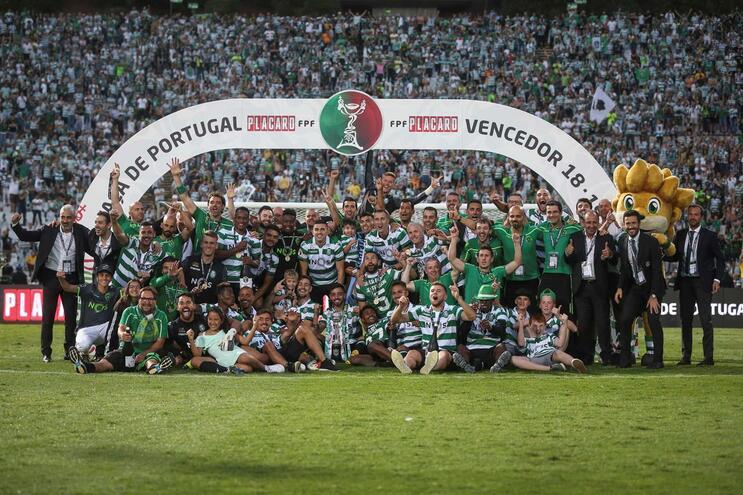 Taça de Portugal vai ser transmitida na TVI