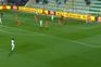 O golaço de calcanhar de Bruno Moreira frente ao Portimonense