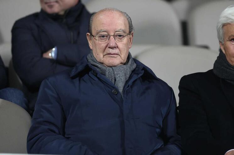 Pinto da Costa, presidente do F.C. Porto