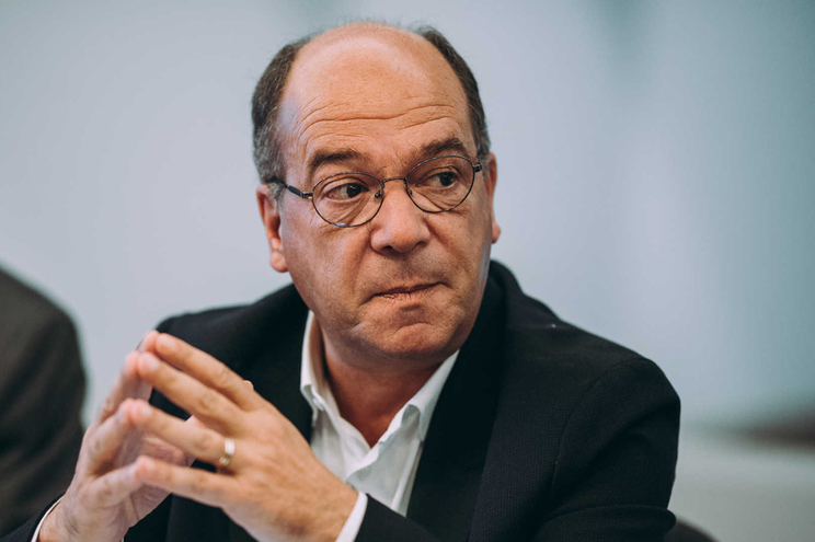 Carlos Carreiras, presidente da Câmara Municipal de Cascais