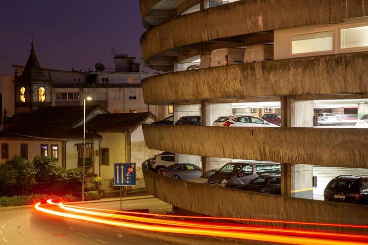 Estacionamento no Silo Auto, Porto