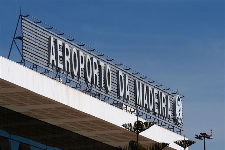 Aeroporto Internacional da Madeira