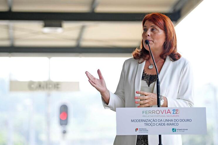 Cristina Vieira, presidente da Câmara Municipal do Marco de Canaveses