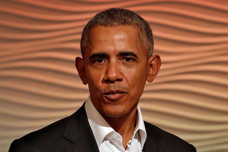 Barack Obama, antigo presidente dos EUA