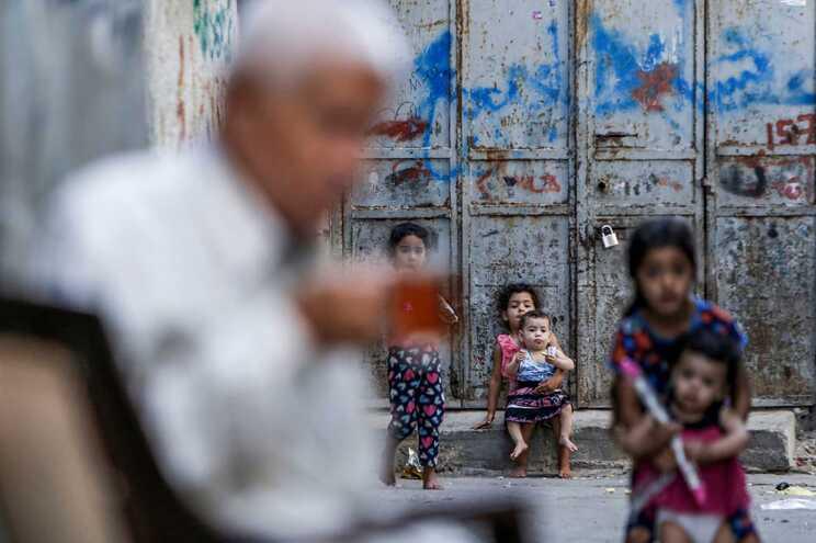 """ACNUR concluiu que """"as crianças refugiadas têm sido particularmente desfavorecidas"""""""