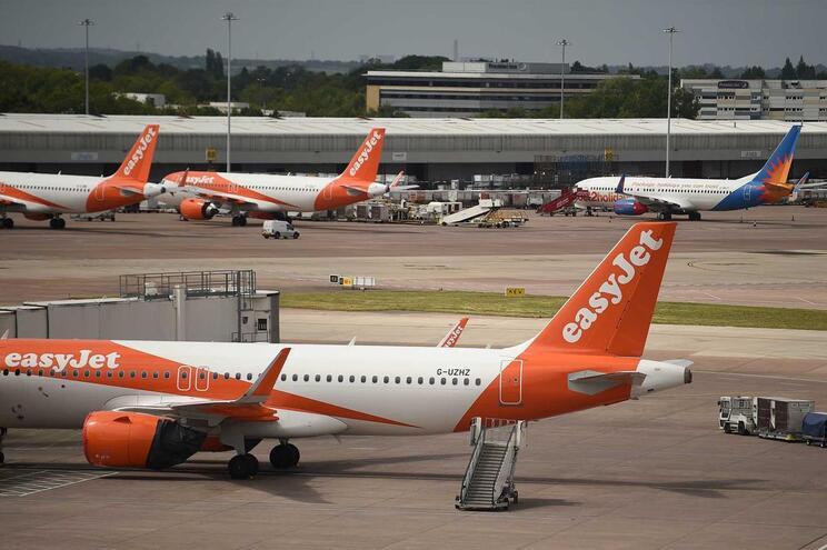 easyJet retoma a partir de 15 de junho ligações em 20 aeroportos europeus
