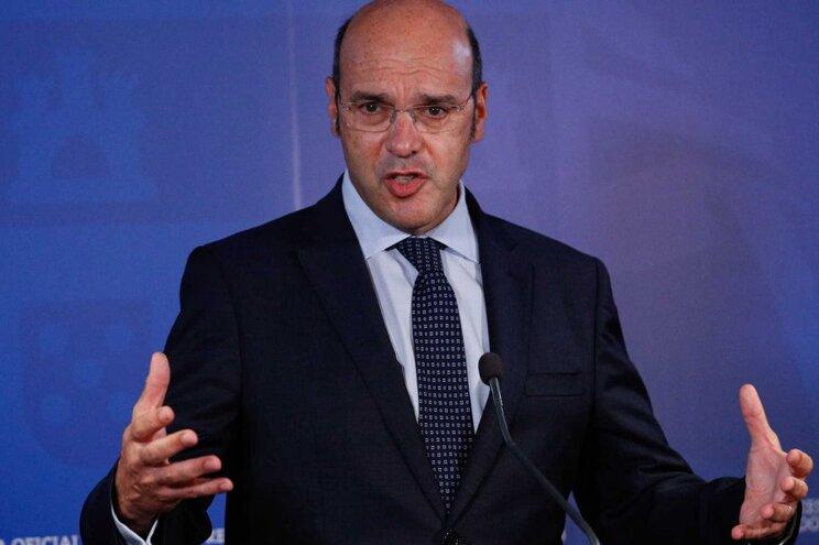 Ministro de Estado, da Economia e da Transição Digital, Pedro Siza Vieira.