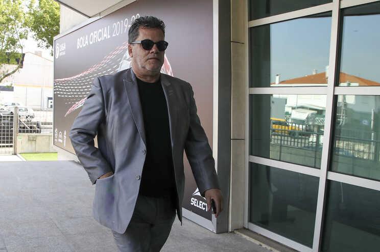 """Rui Alves diz que """"comunicado do Cova da Piedade é atitude desesperada"""""""