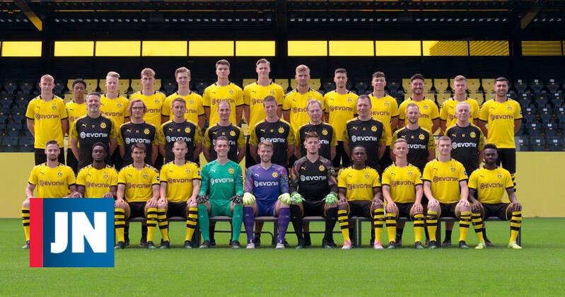 Sub-23 do Borussia Dortmund realizam estágio em Beja com dois jogos - Jornal de Notícias