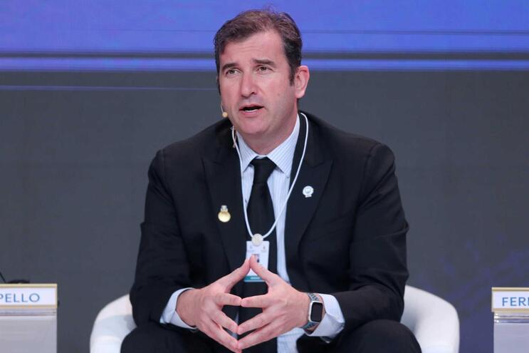 Ferrán Soriano, diretor executivo do Manchester City