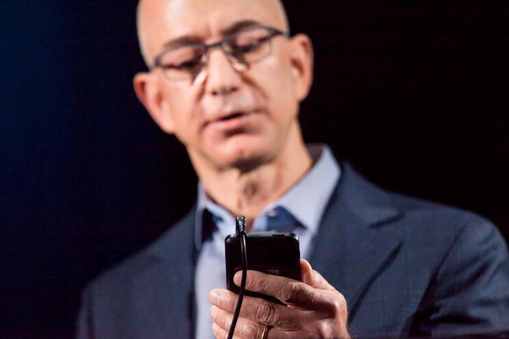 Jeff Bezos, dono da Amazon