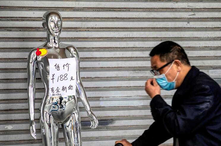 China tem sido alvo de muitas críticas internacionais