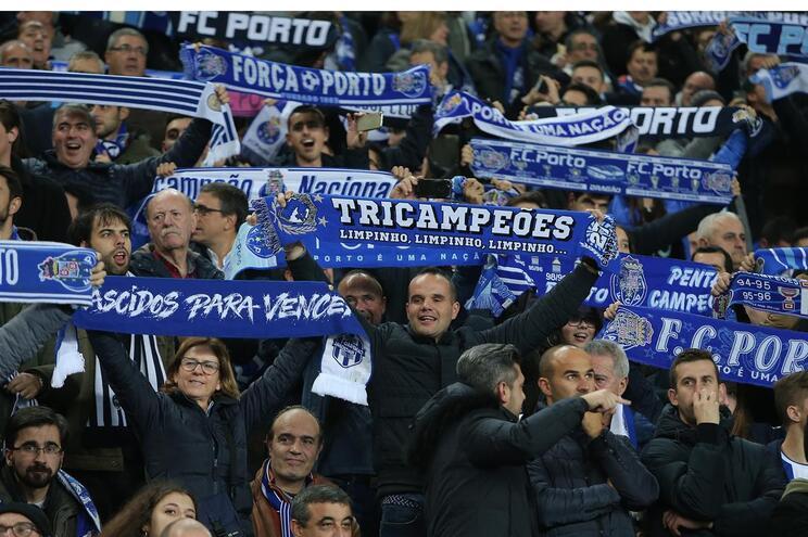 Adeptos do F. C. Porto