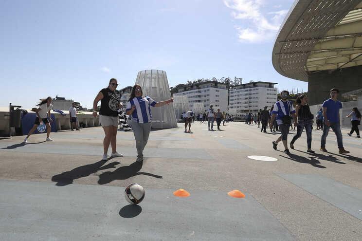 Estádio do Dragão não vai receber Supertaça Europeia, como estava previsto