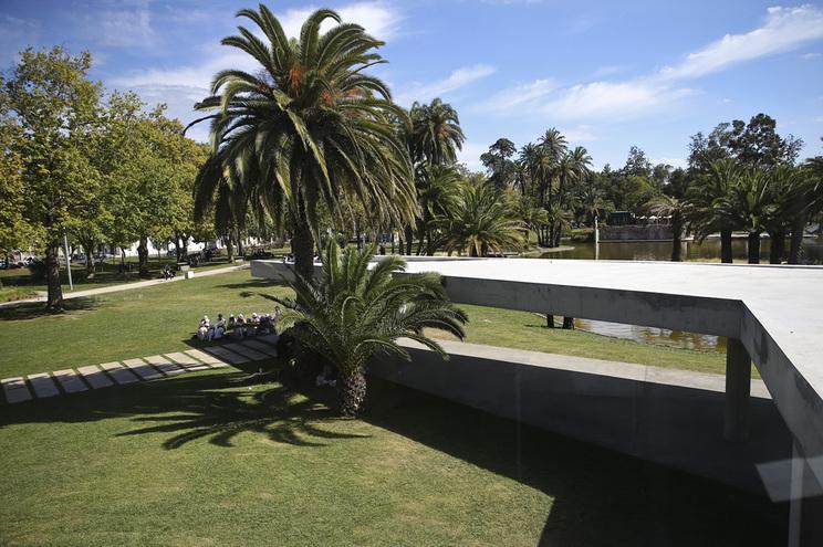 Jardim do Campo Grande, em Lisboa