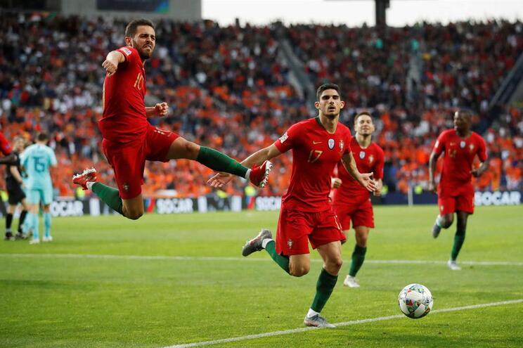 France Football coloca um português no onze mais valioso da atualidade