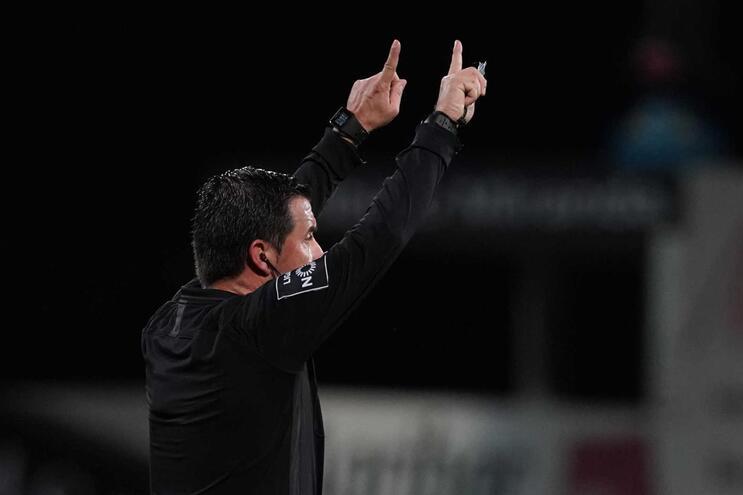 Hugo Miguel foi o árbitro escolhido para o dérbi de Lisboa