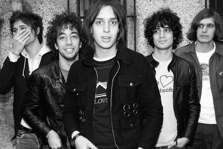 Banda regressa a Portugal, depois de uma passagem no Super Bock Super Rock