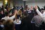Apoiantes de Ventura hostilizam jornalistas em Braga