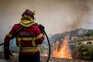 Vento irregular está a dificultar o combate às chamas