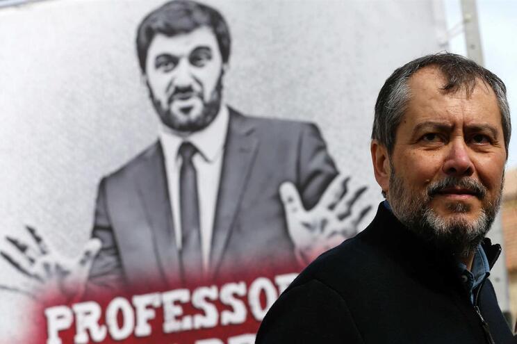 Líder da FENPROF, Mário Nogueira