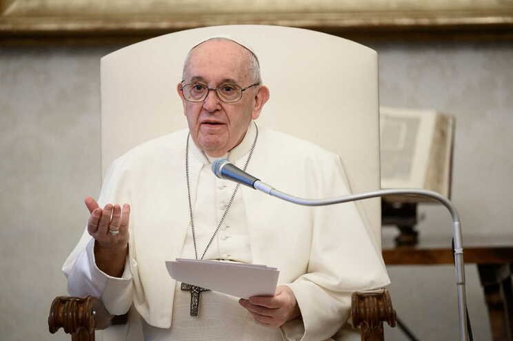 "Papa pediu para que a ""liberdade de consciência seja respeitada"""