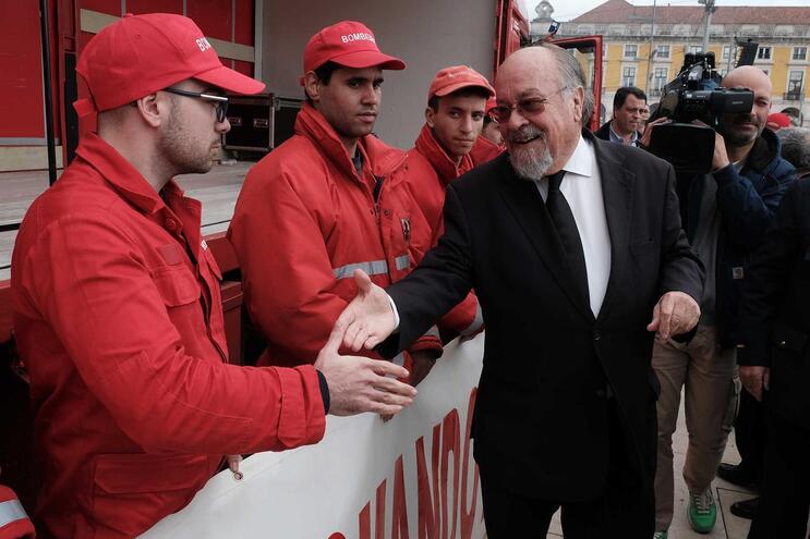 Liga dos Bombeiros repudia violência contra corporações de Borba e Elvas