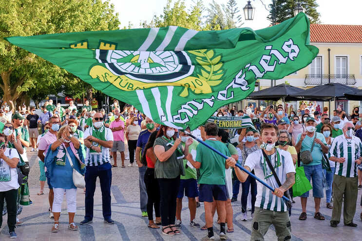 Vitória de Setúbal quer decisão do TAD em duas semanas