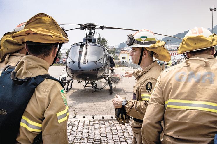 Proteção Civil tem 600 precários à espera há dois anos