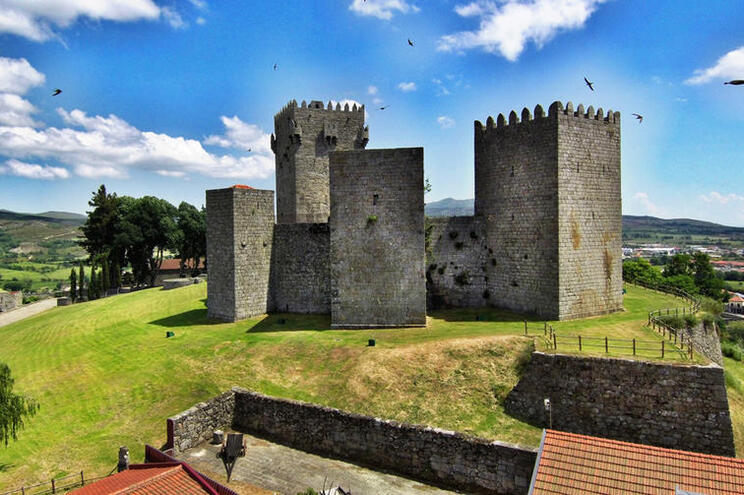 Vinte mil pessoas já visitaram o castelo de Montalegre