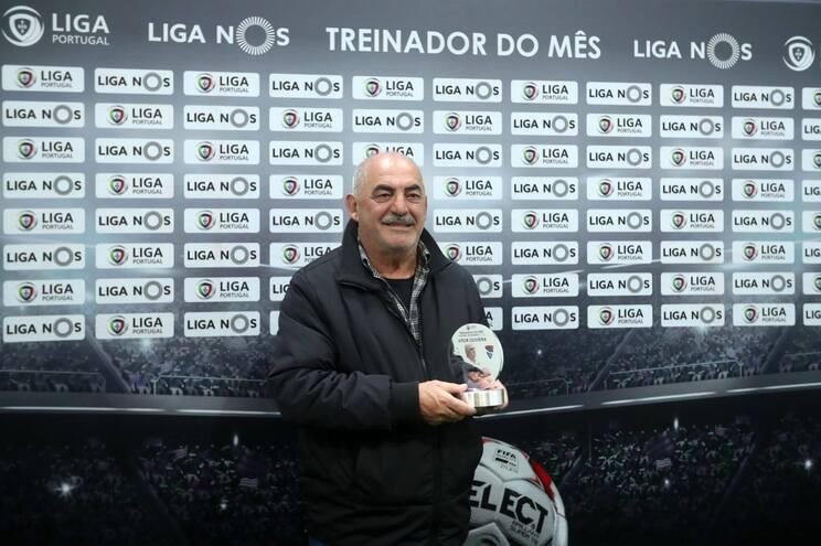 Vítor Oliveira dá nome a prémio para treinadores da Liga Portugal