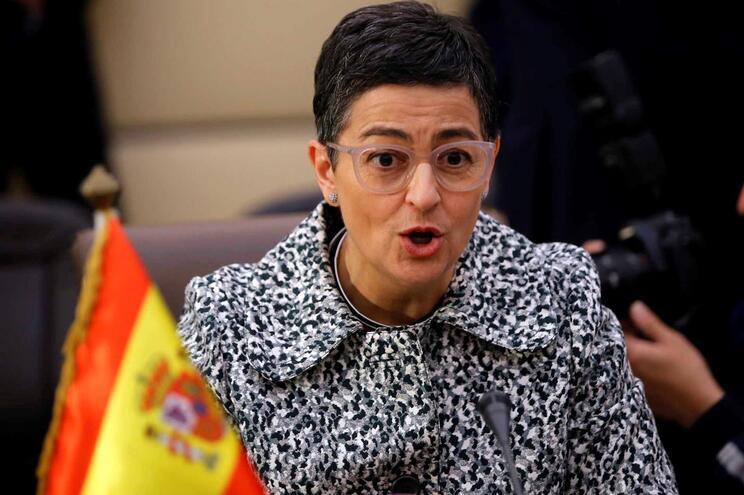 Ministra Arancha Gonzalez Laya