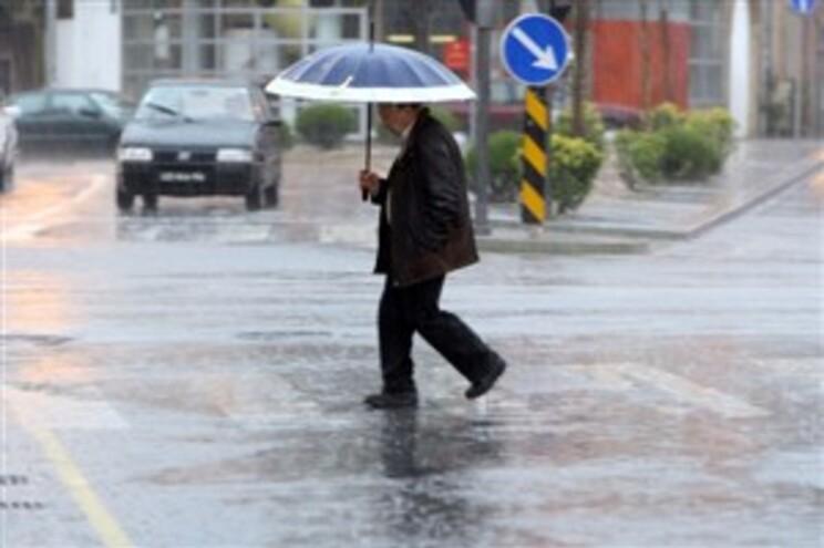 Chuva forte causou inundações no Alentejo