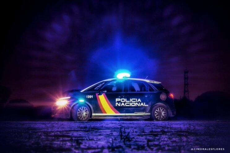 Polícia Nacional está a investigar