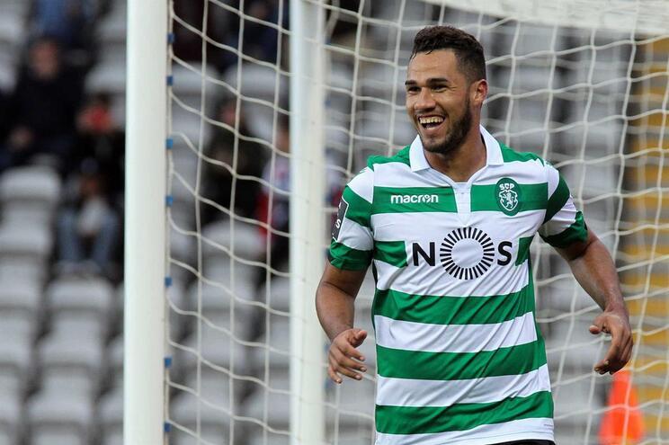 Luiz Phellype garante vitória do Sporting na Madeira