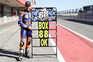 Miguel Oliveira foi o mais rápido no segundo dia de testes privados