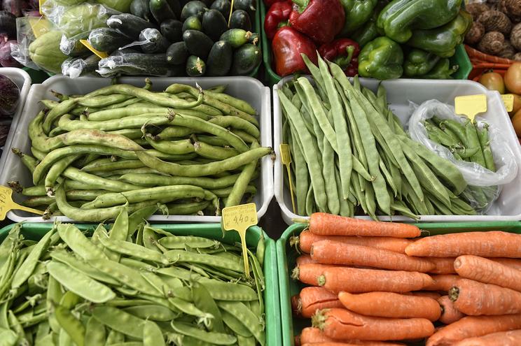 52,7% da população não consome frutas e legumes suficientes