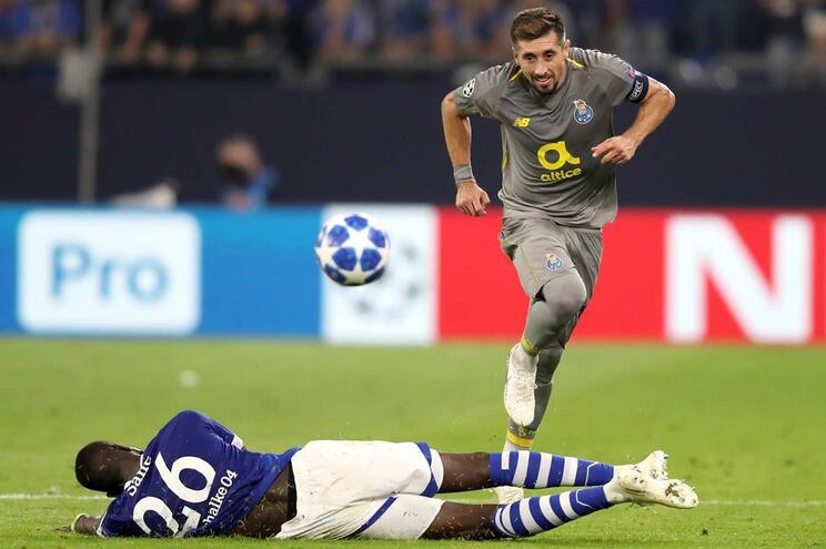 Herrera pode dar o salto apra o Real Madrid na próxima época