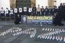 Em Bragança o silêncio pede paz depois da morte de Giovani
