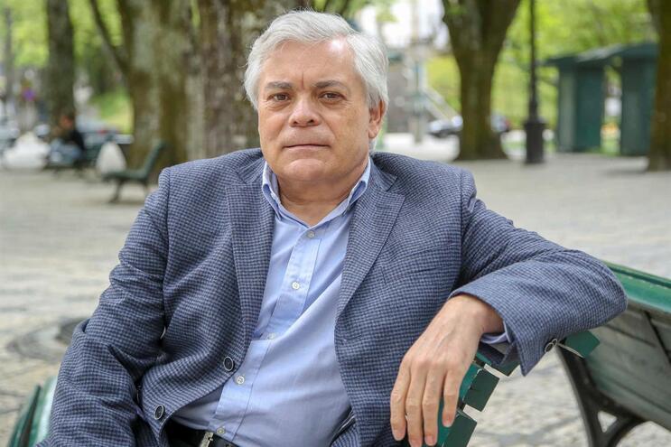 Joaquim Seixas, vice-presidente da Câmara Municipal de Viseu