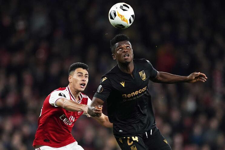 Acompanhe em direto o V. Guimarães - Arsenal